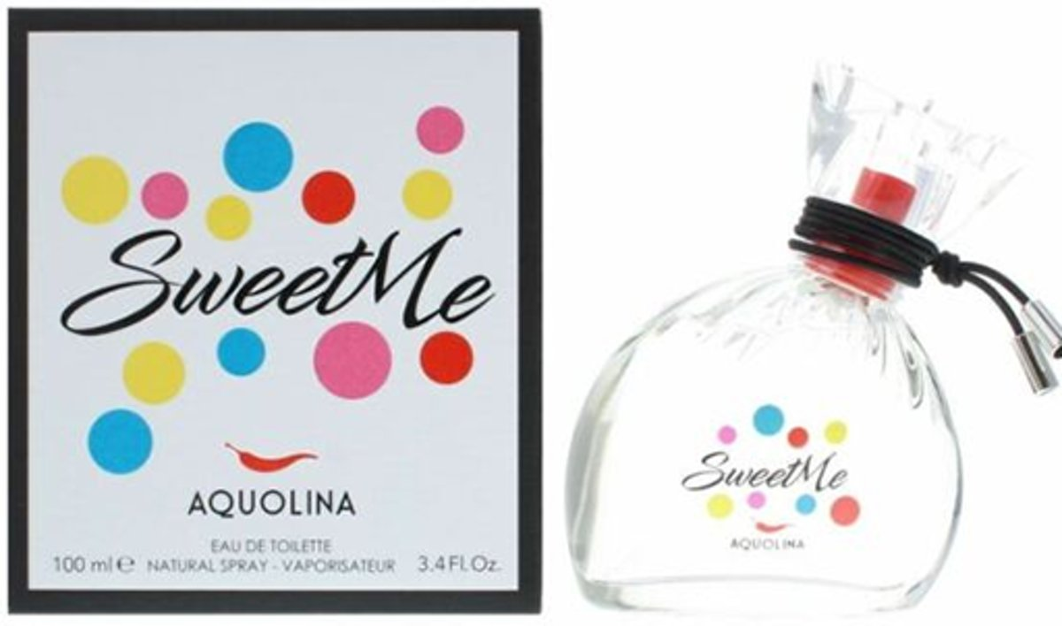 Aquolina Sweet Me - Eau de Toilette spray - 100 ml