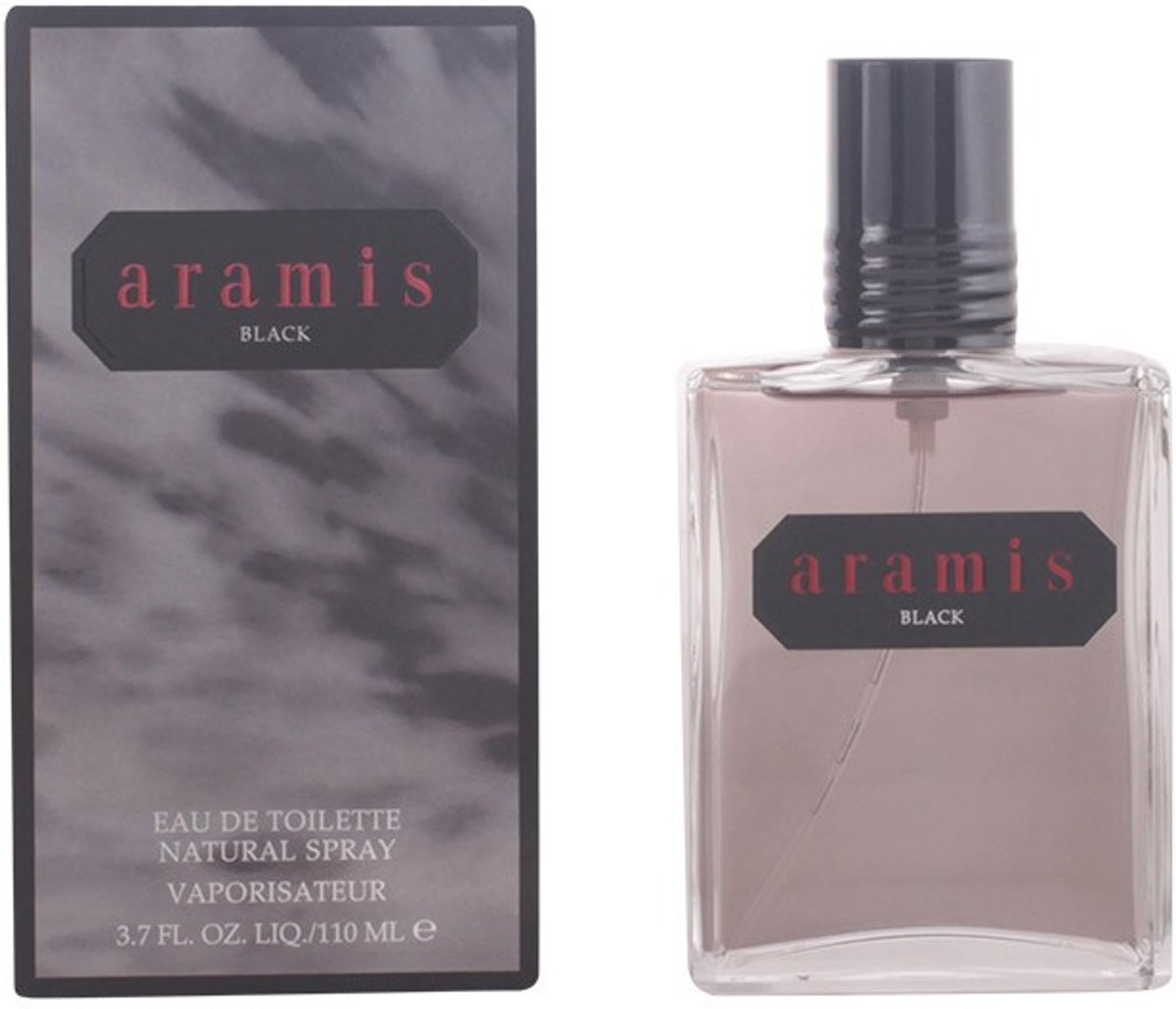 MULTI BUNDEL 2 stuks ARAMIS BLACK Eau de Toilette Spray 100 ml