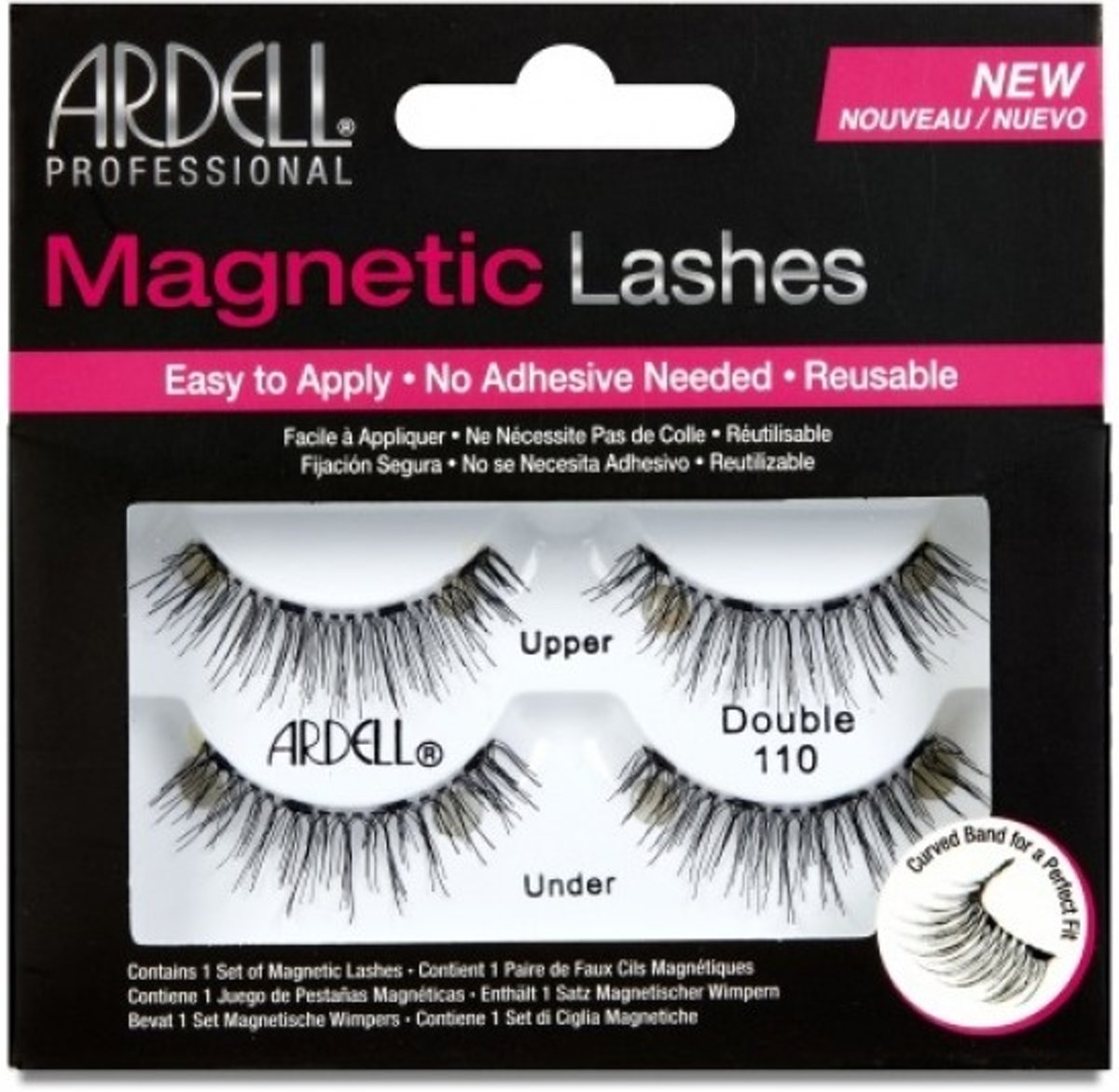 Ardell - Magnetic Lashes double 110 - herbruikbaar
