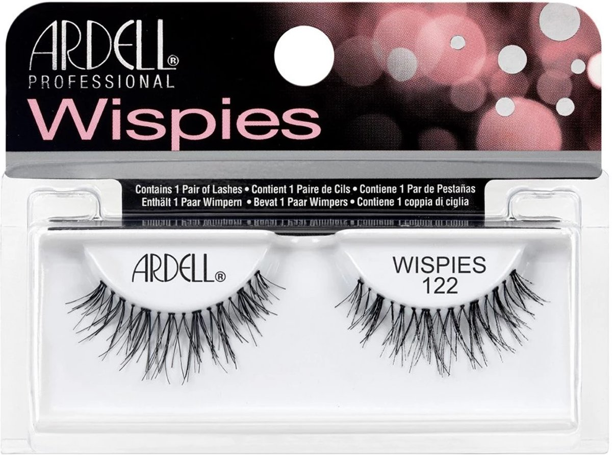 Ardell - Wispies Lashes Black 122