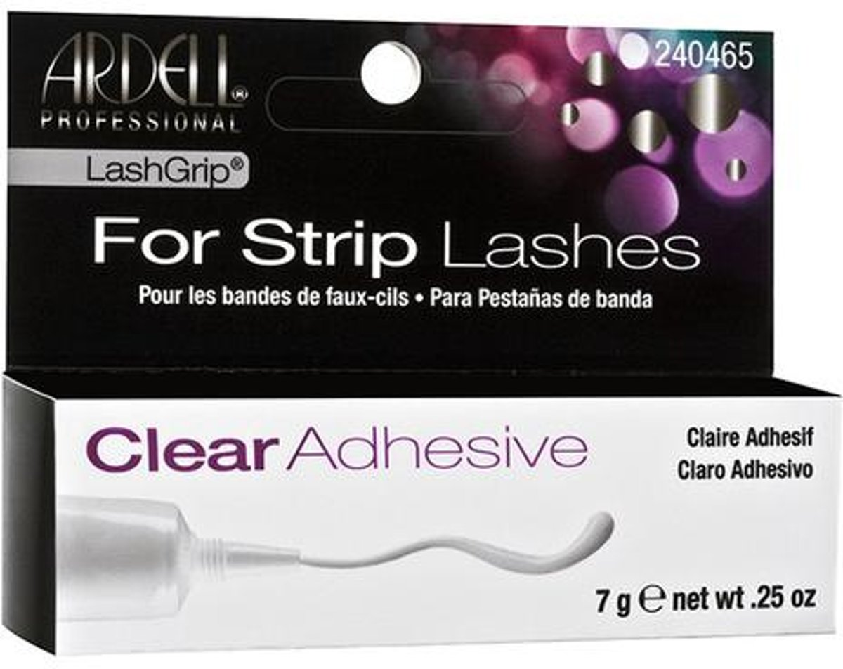Ardell Lash Grip Strip Lash Adhesive - Wimperlijm - Clear