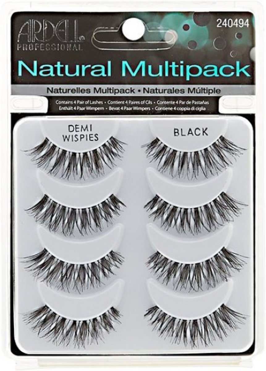 Ardell Nepwimpers *Natural Multipack* Demi Wispies