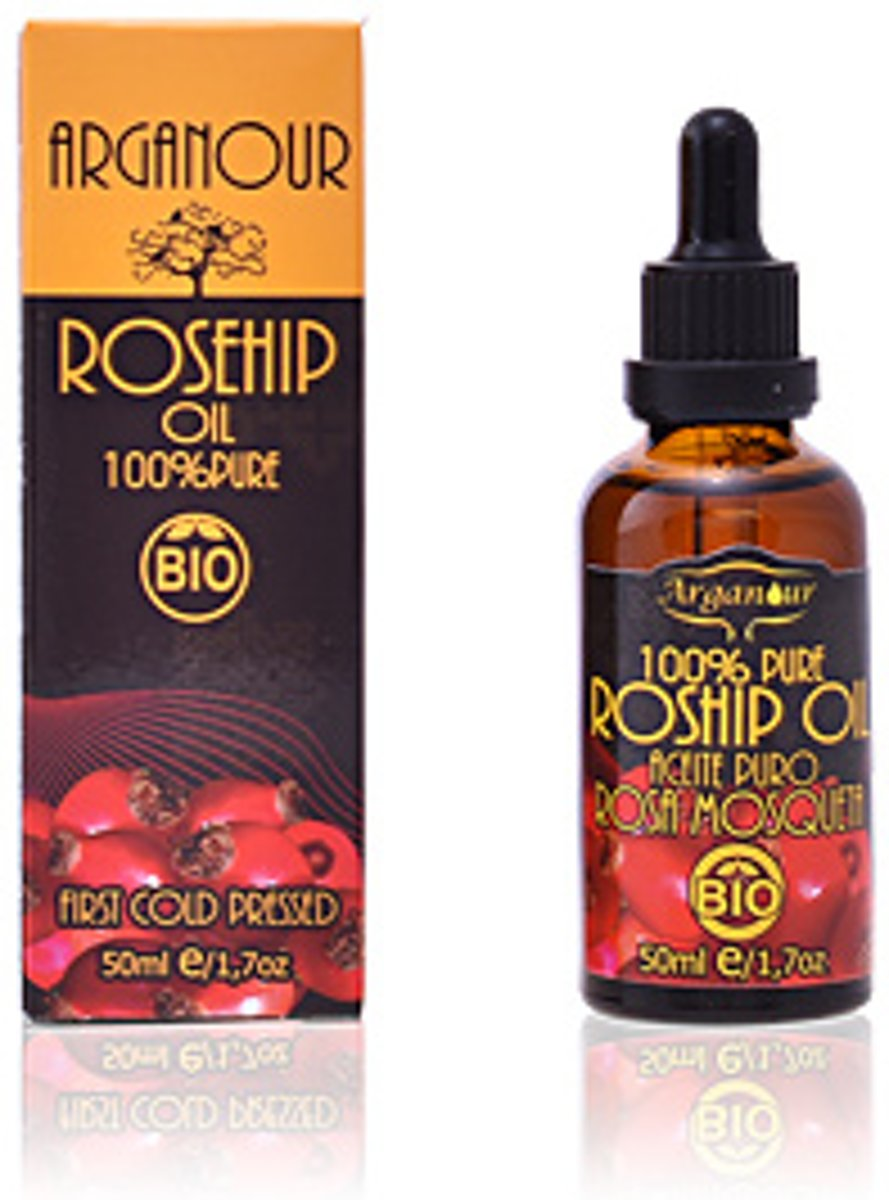 Arganour ROSEHIP OIL 100% pure 50 ml