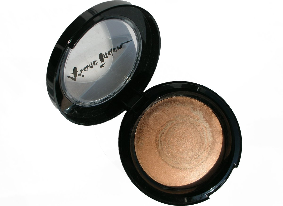 Ariane Inden Baked Finishing Powder - Satin Glow - Bronzingpoeder & Blush