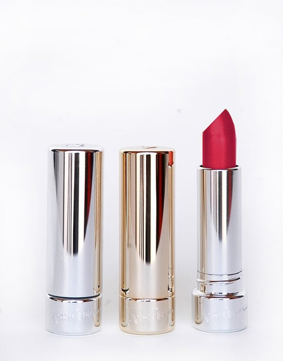 Ariane Inden Color Boost For Full Lips - 821 Rood - gold - Lippenstift