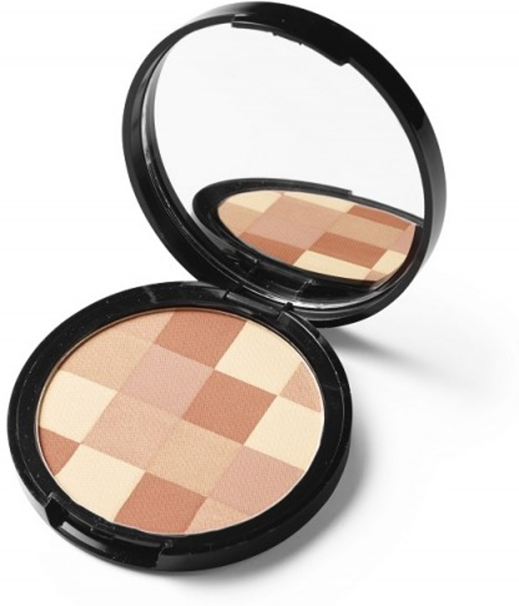 Ariane Inden Mosaic Face Powder - Bronzing Bonfire Beach - Bronzingpoeder & Blush