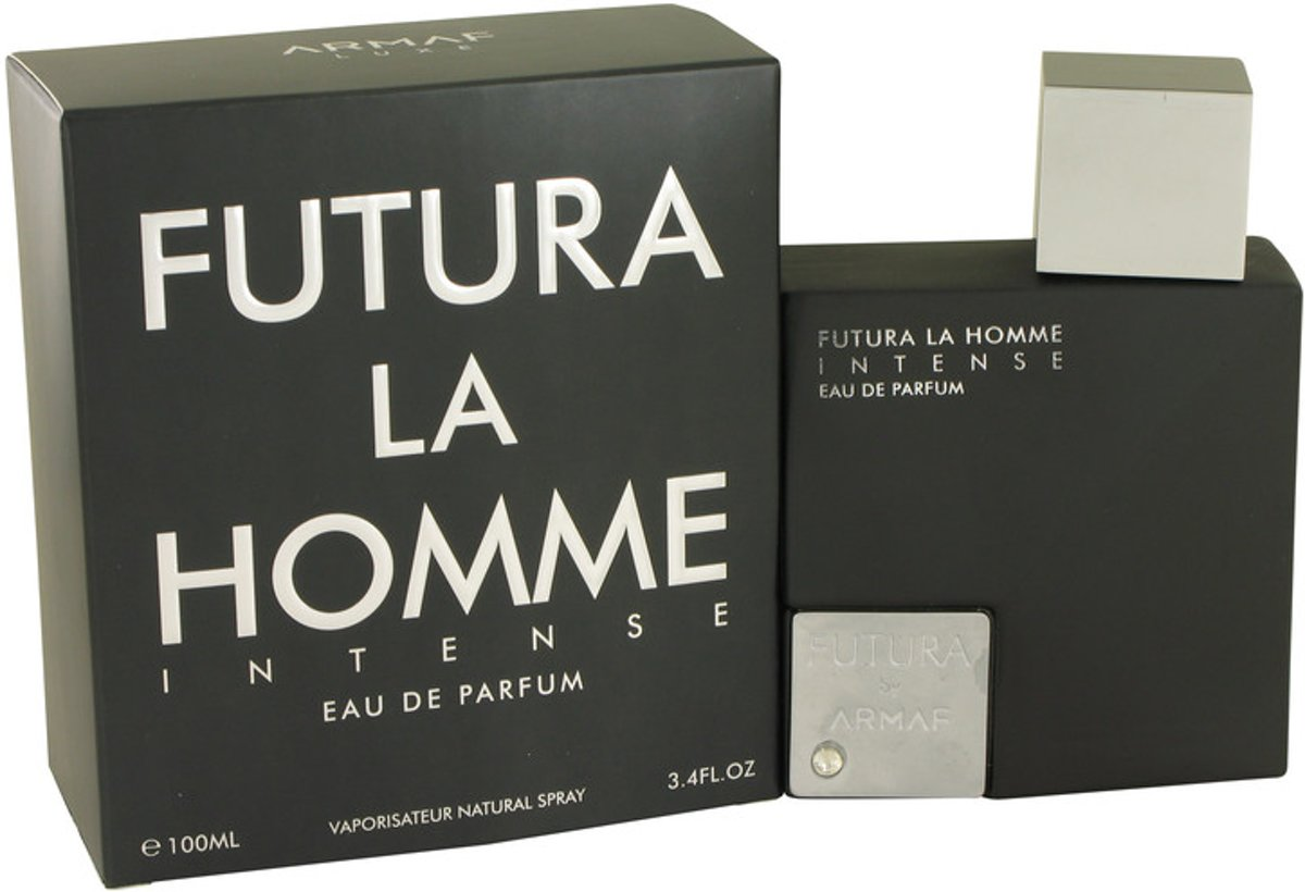 Armaf Futura La Homme Intense - Eau de parfum spray - 100 ml
