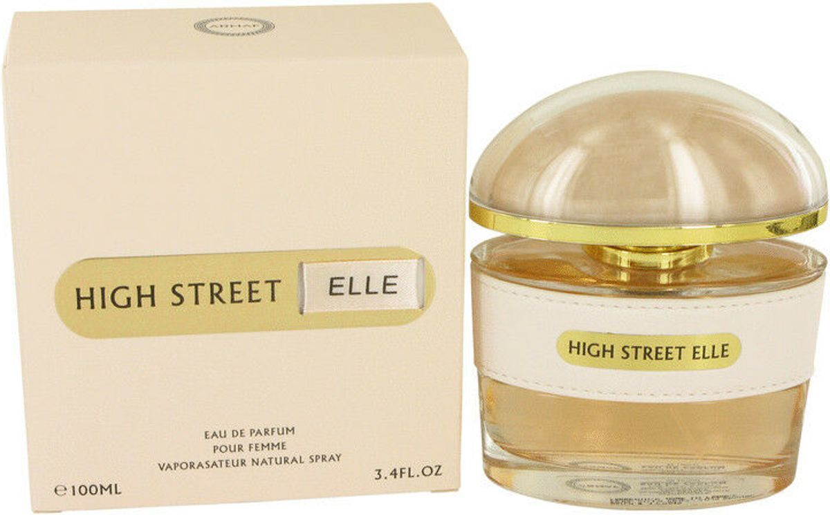 Armaf High Street Elle eau de parfum spray 100 ml