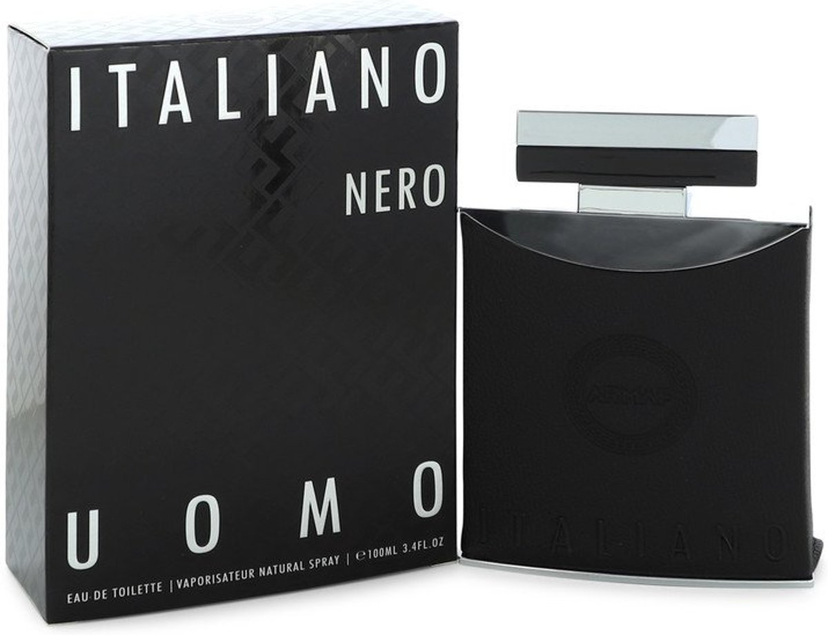 Armaf Italiano Nero Uomo eau de toilette spray 100 ml