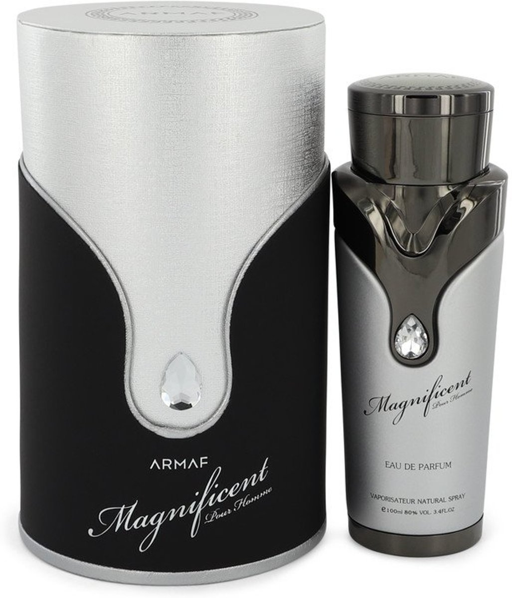 Armaf Magnificent eau de parfum spray 100 ml