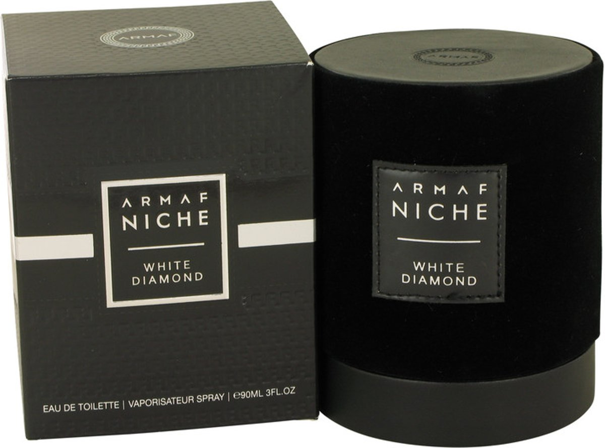 Armaf Niche White Diamond - Eau de toilette spray - 90 ml