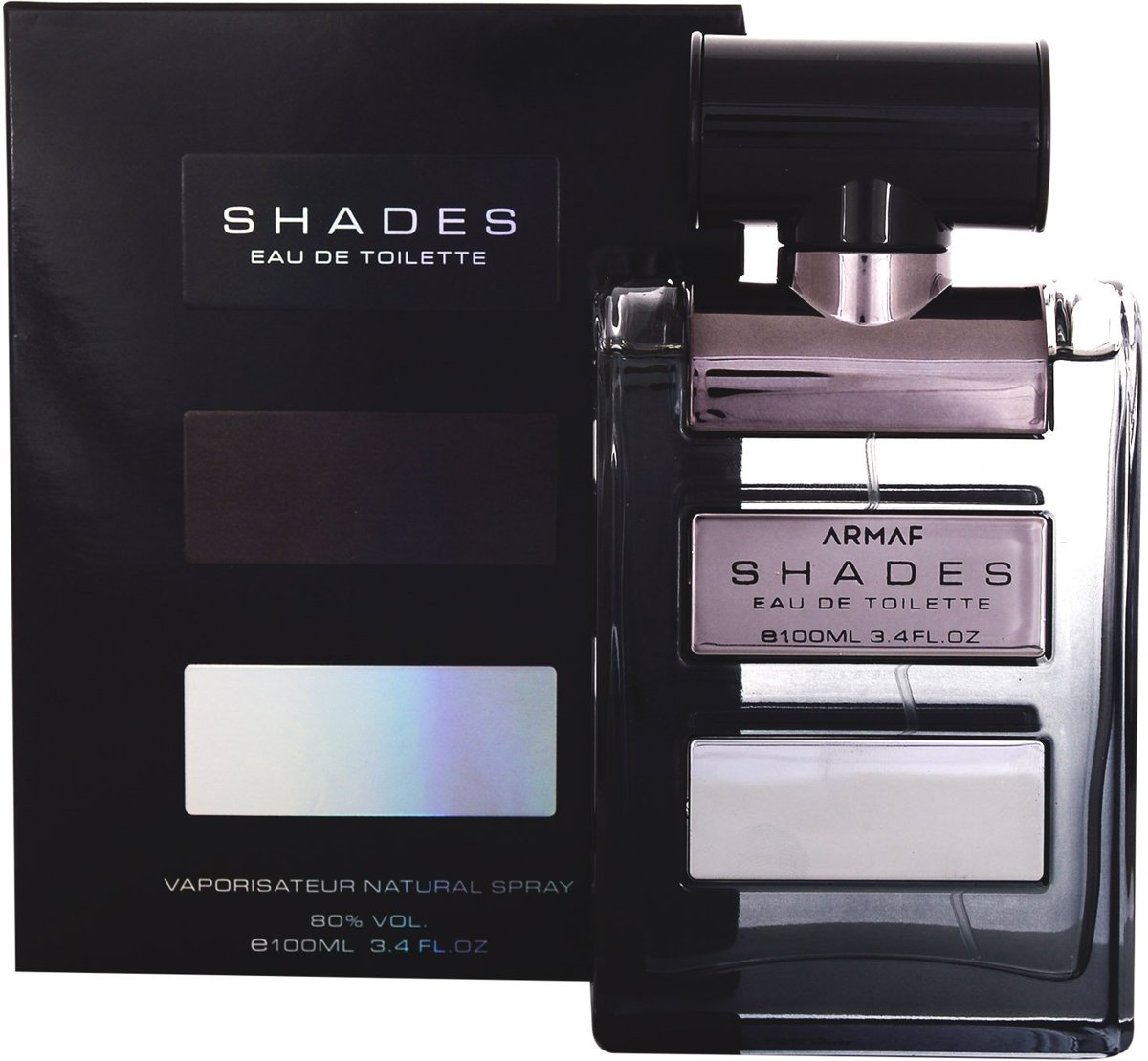Armaf Shades - EdT - 100 ml - Herenparfum