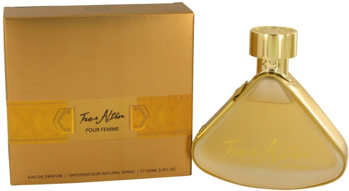 Armaf Tres Altin - Eau de parfum spray - 100 ml