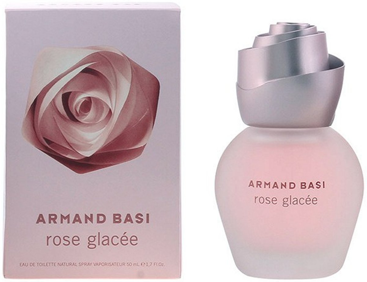 Armand Basi - ROSE GLACEE edt vaporizador 50 ml