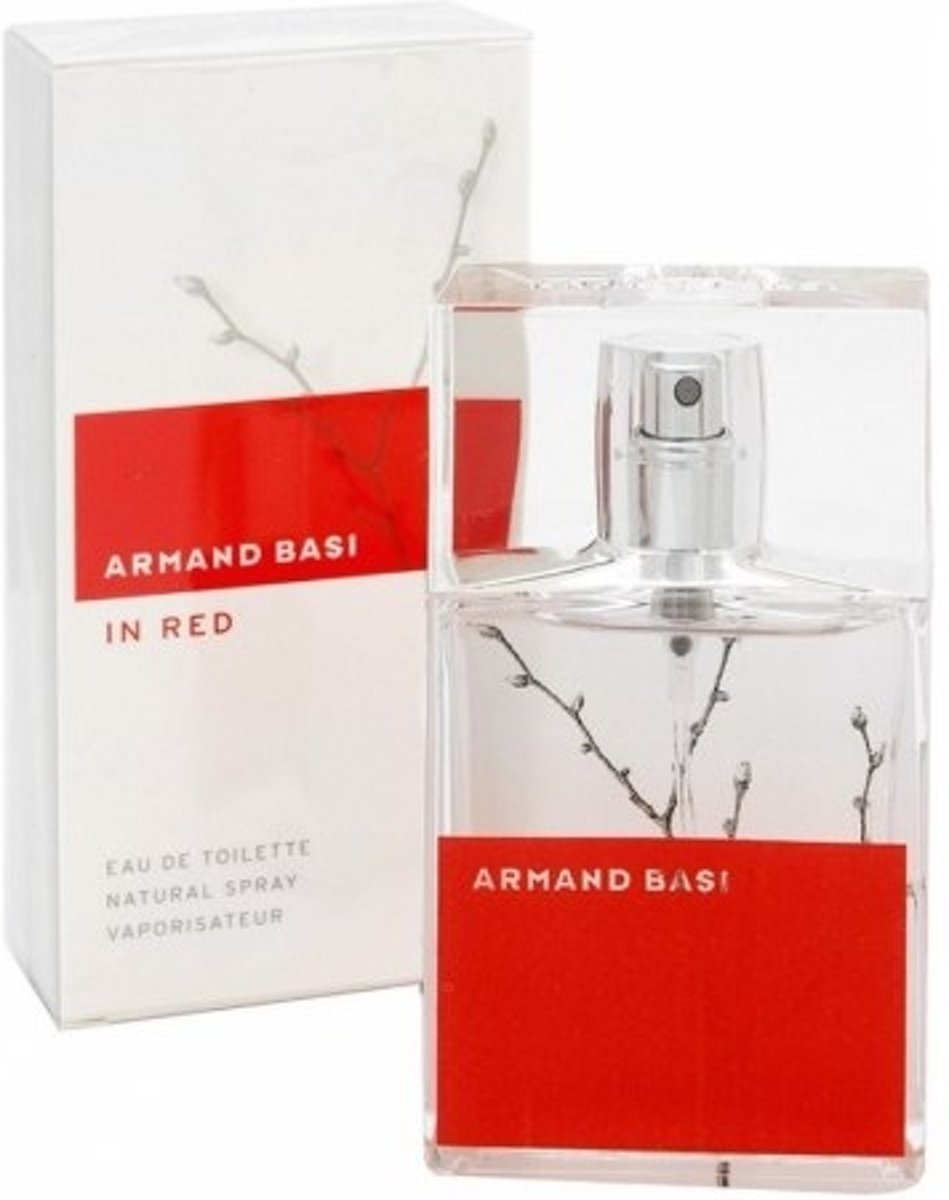 Armand Basi In Red Edt Spray 50Ml