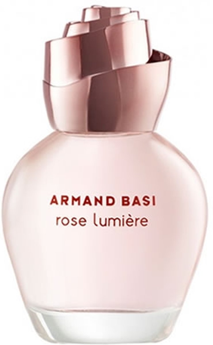 Armand Basi Rose Lumiere Eau De Toilette Spray 50ml