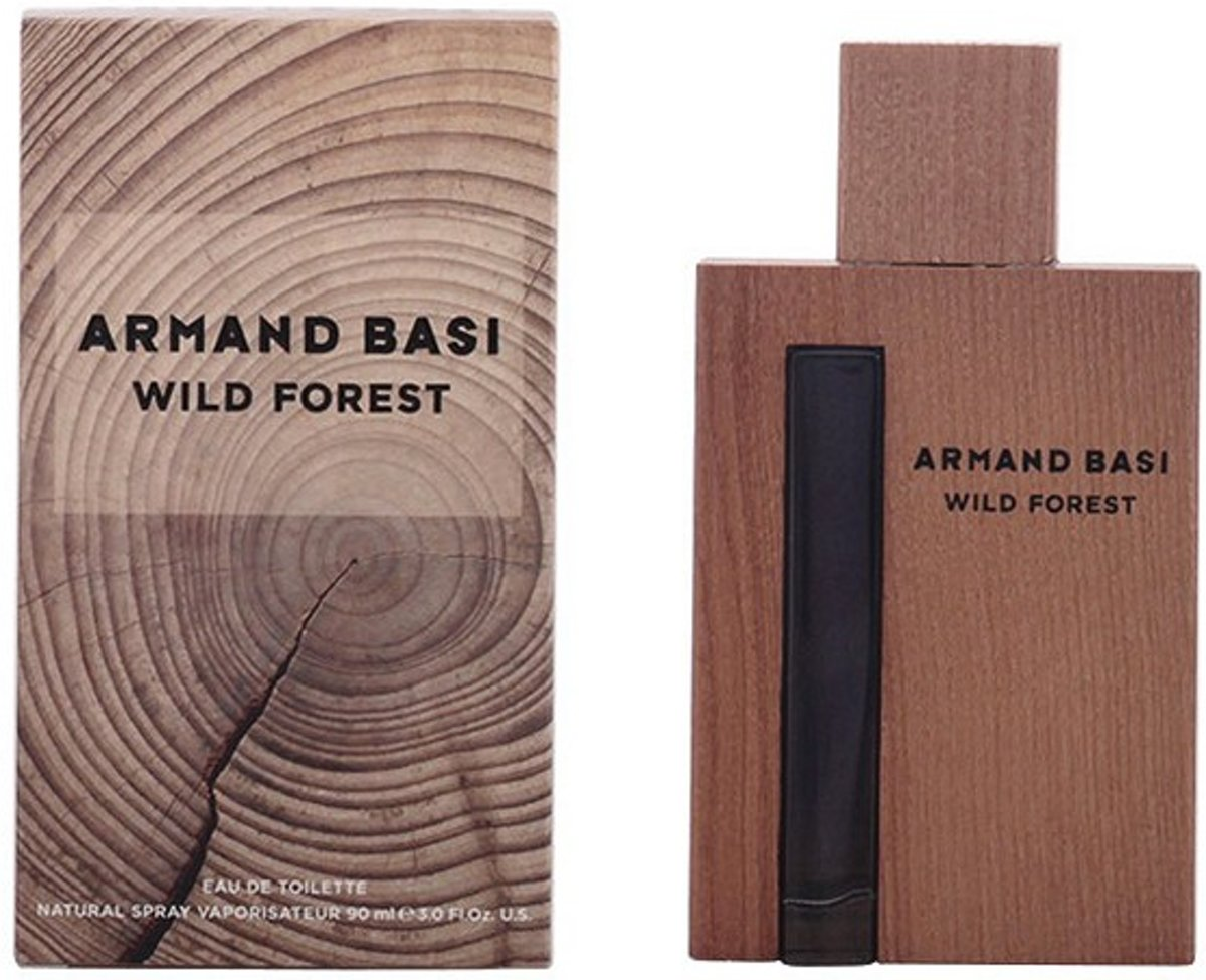 Armand Basi Wild Forest - 90 ml - Eau de toilette