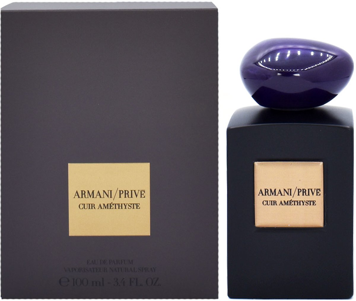 Armani Prive Cuir Amethyste 100ml EDP Spray
