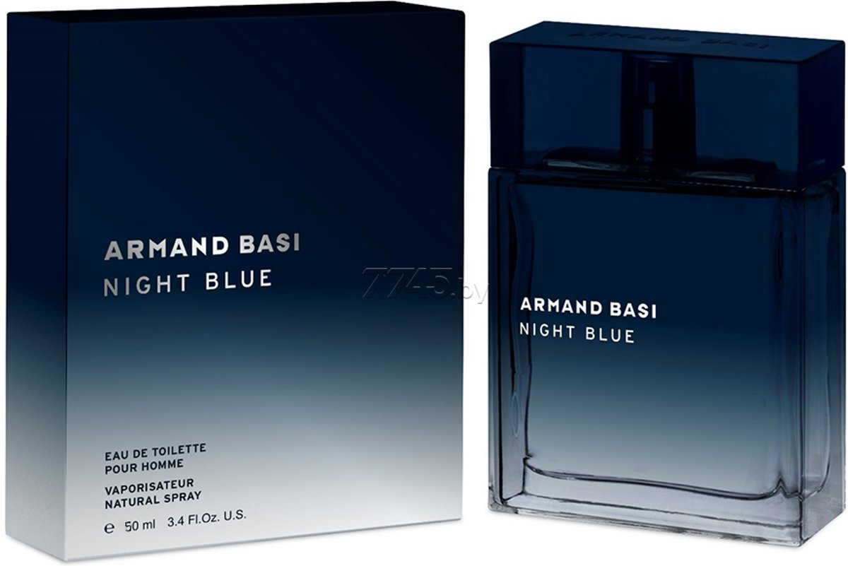 Armand Basi NIGHT BLUE edt spray 100 ml