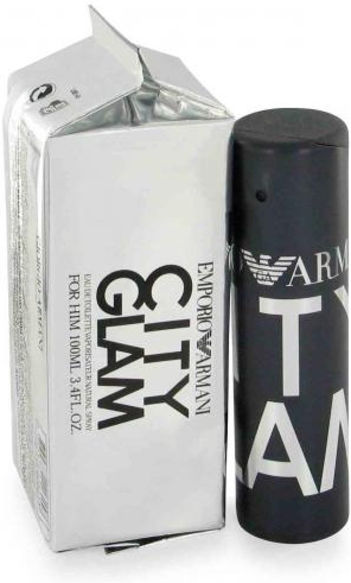 Armani - City Glam for him eau de toilette 100ml