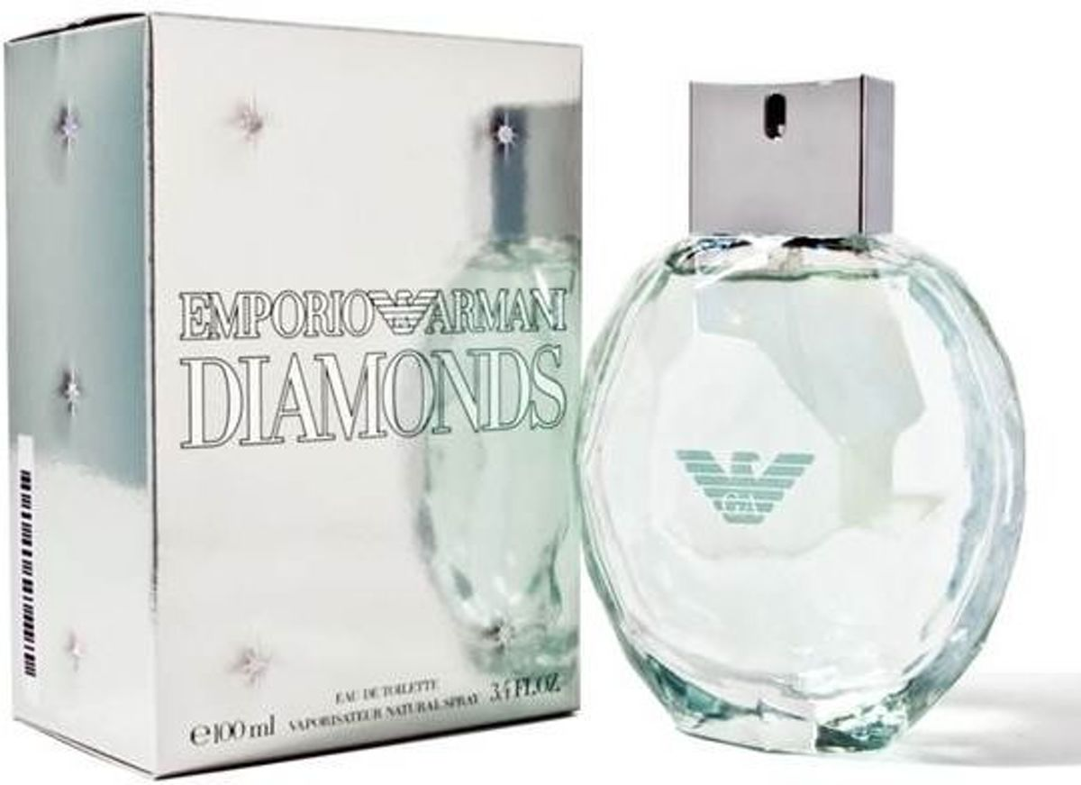 Armani - Diamonds eau de toilette 100ml