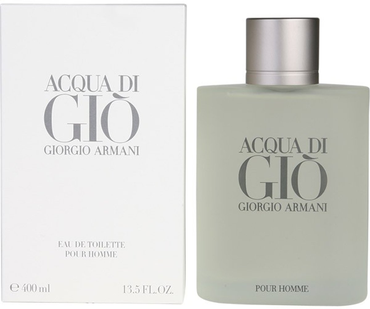 b0557a402 Armani Acqua Di Gio Pour Homme - 200 ml- Eau de toilette - For Men - Multi  Bundel (2 stuks)