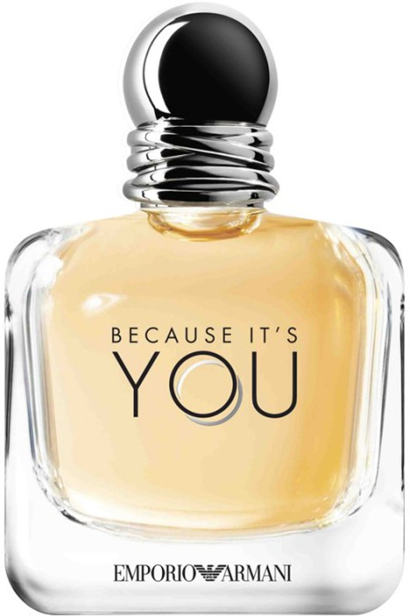 Armani Because Its You Edp Spray 100 ml
