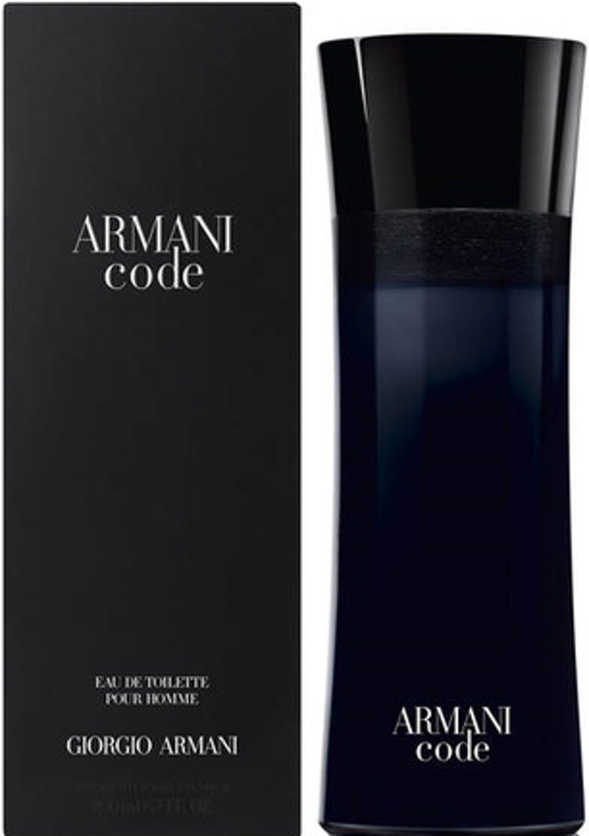 Armani Code for Men Eau de Toilette 15 ml by Giorgio Armani