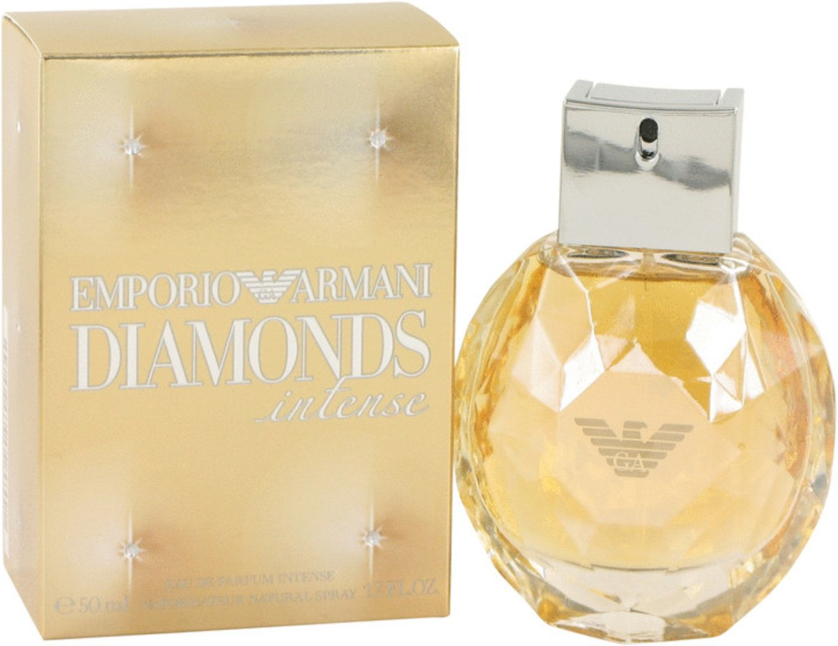 Armani Diamonds Intense - 50 ml - Eau de parfum