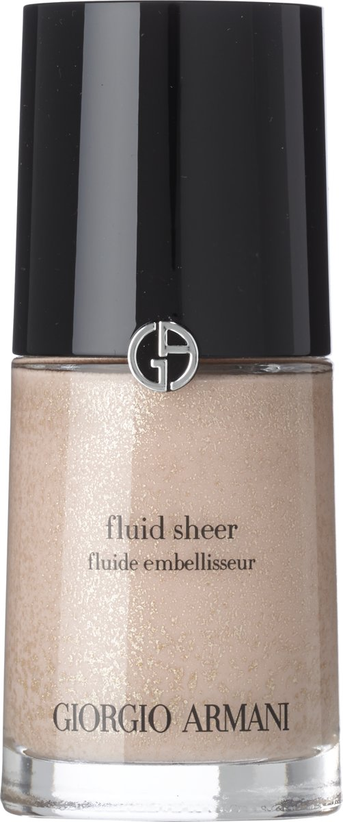 Armani Fluid Sheer - 02 - Foundation
