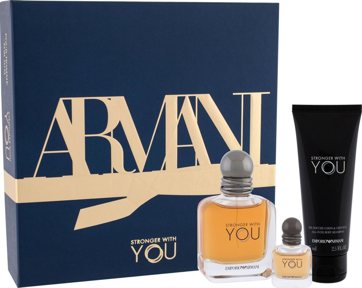 Armani For Men 132 ml