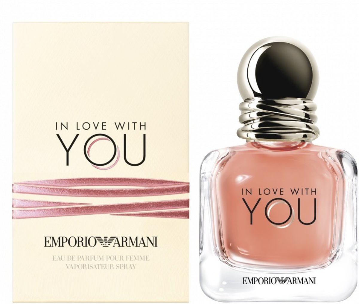 Armani In love With You edp 100 ml