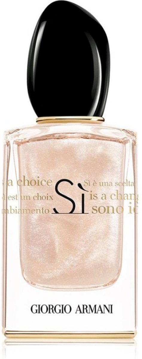 Armani Si Nacre Eau de Parfum Spray 50 ml