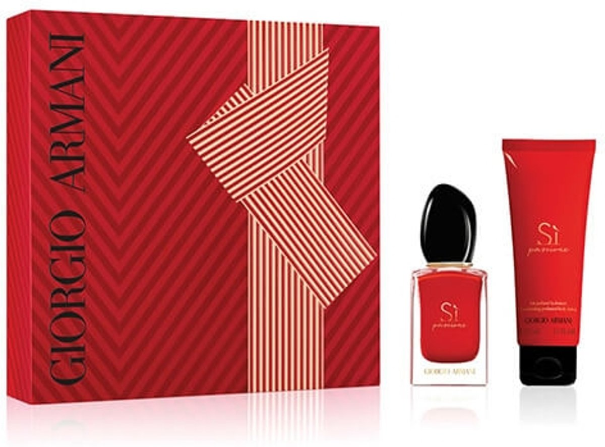 Armani Si Passione Giftbox 105ml