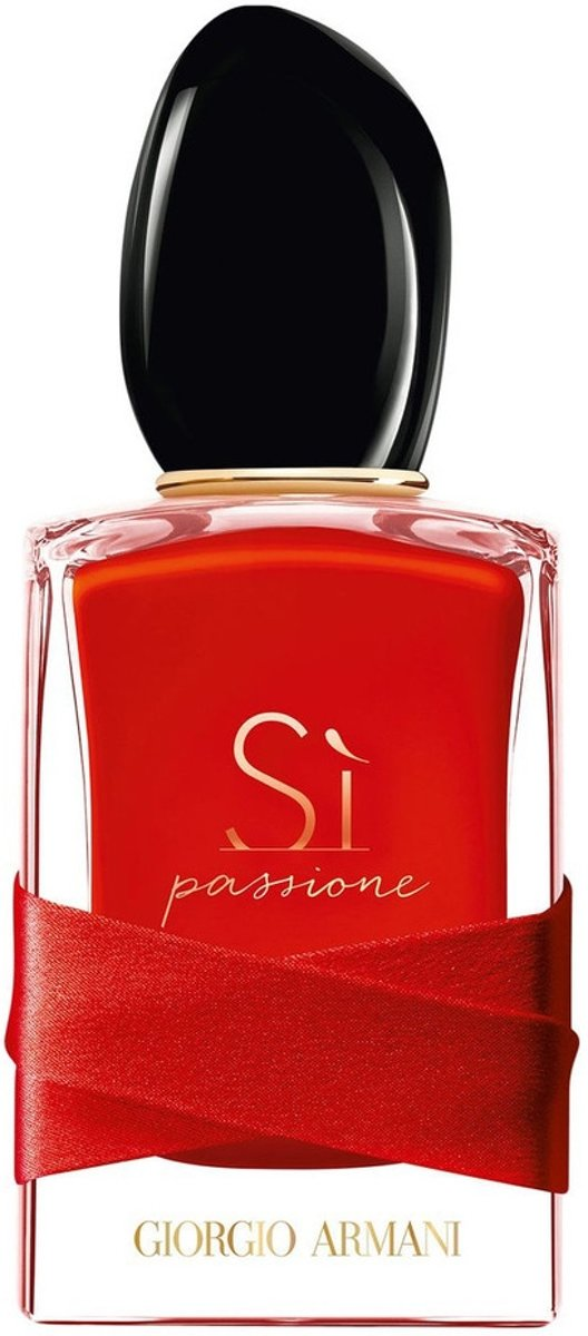 Armani Si Passione Red Maestro - 100 ml - eau de parfum spray - damesparfum