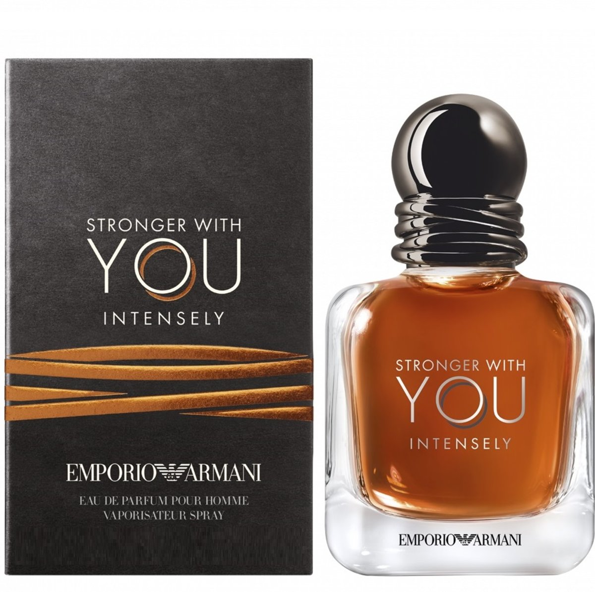 Armani Stronger With You Intensely edp 50 ml