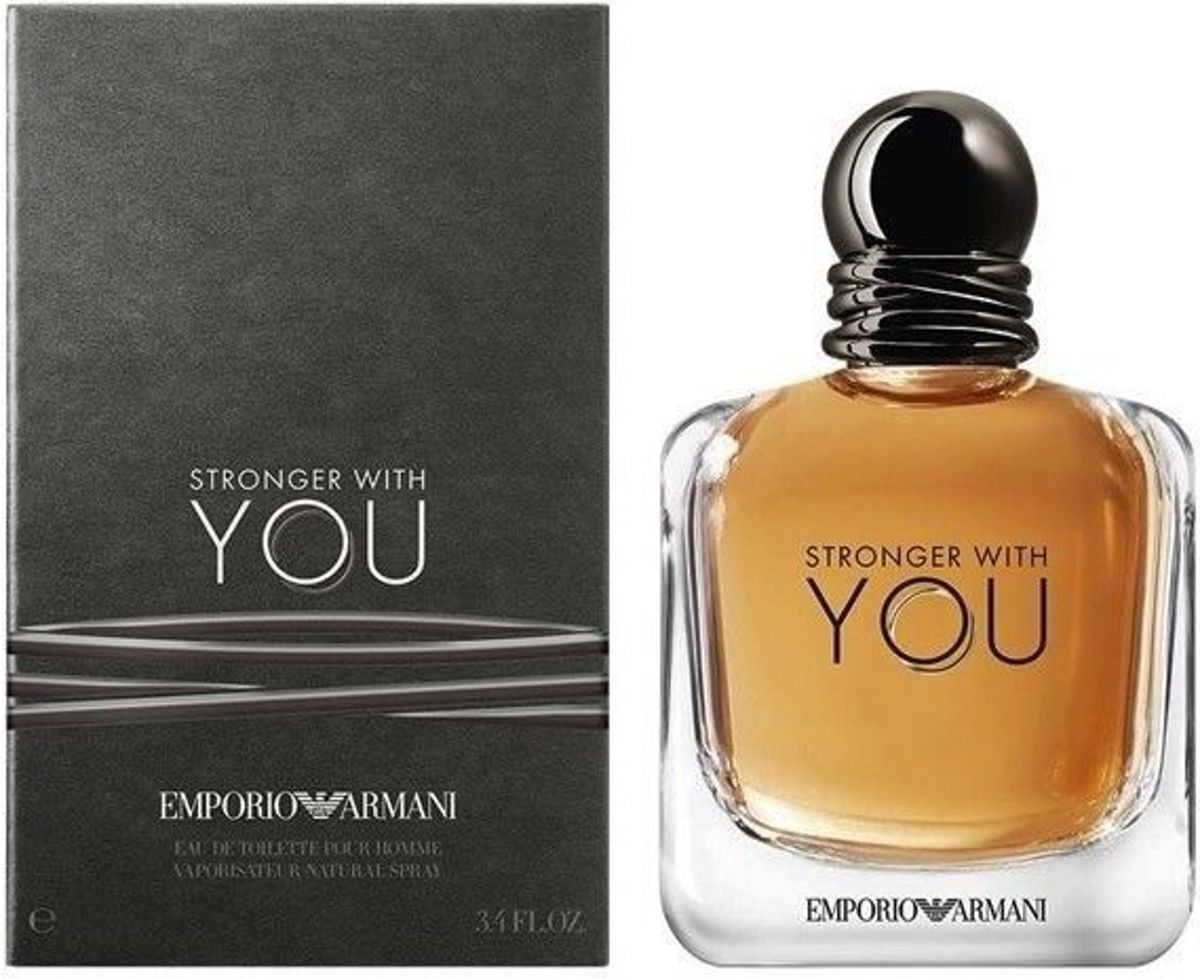 Armani Stronger With You edt 150 ml