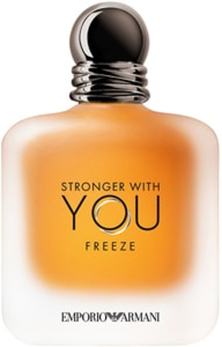Emperio Armani Stronger with You FREEZE - Eau de toilette - 100 ml - Herenparfum