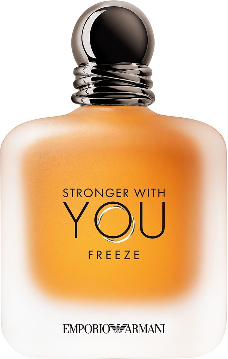 Emperio Armani Stronger with You FREEZE - Eau de toilette - 50 ml - Herenparfum