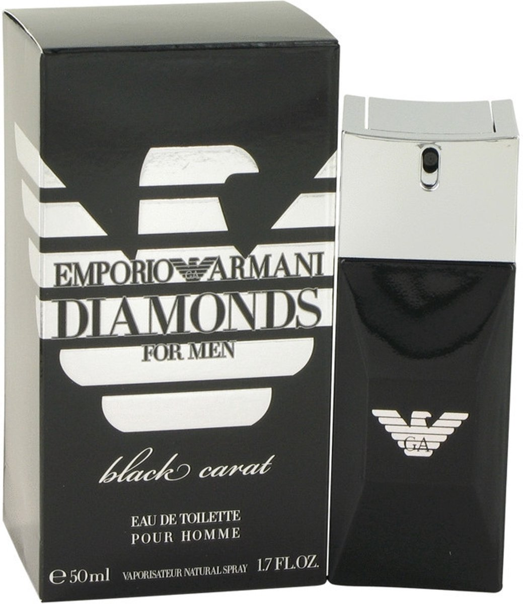 Emporio Armani Diamond Black carat - EDT 50ml -