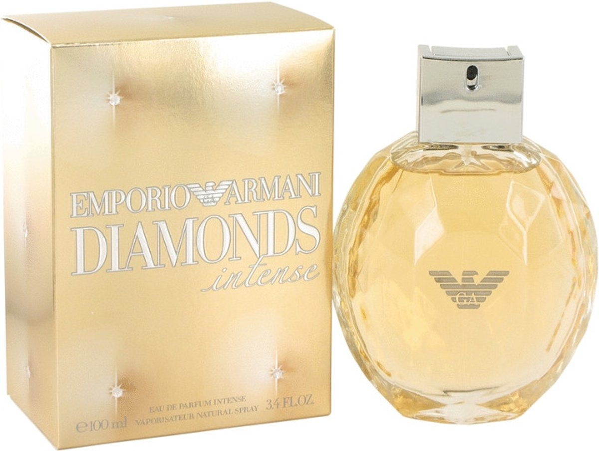 Giorgio Armani Emporio Armani Diamonds Intense 100 ml - Eau De Parfum Spray Women
