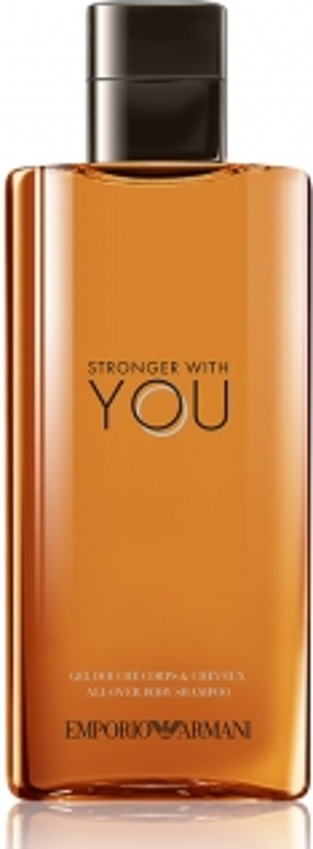 Giorgio Armani Emporio Armani Stronger With You Douchegel 200 ml