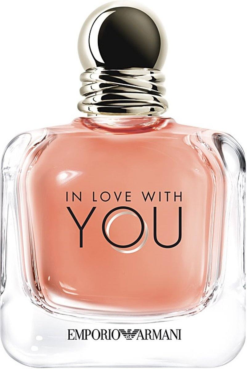 Giorgio Armani In Love With You Eau De Parfum 150ml