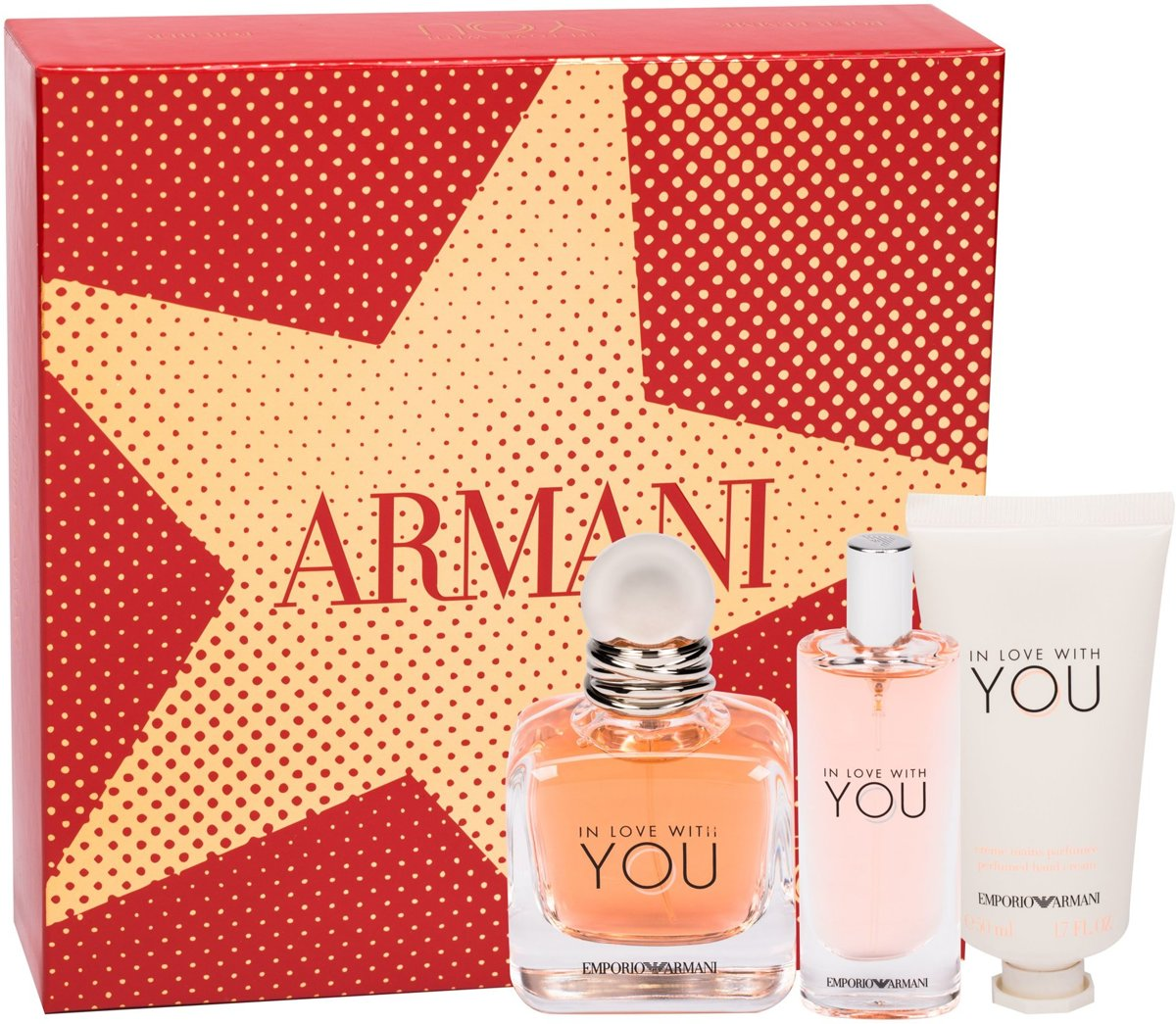 Giorgio Armani In Love With You Gift set 3 st.