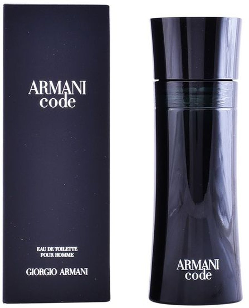Herenparfum Code Special Edition Armani EDT (200 ml)
