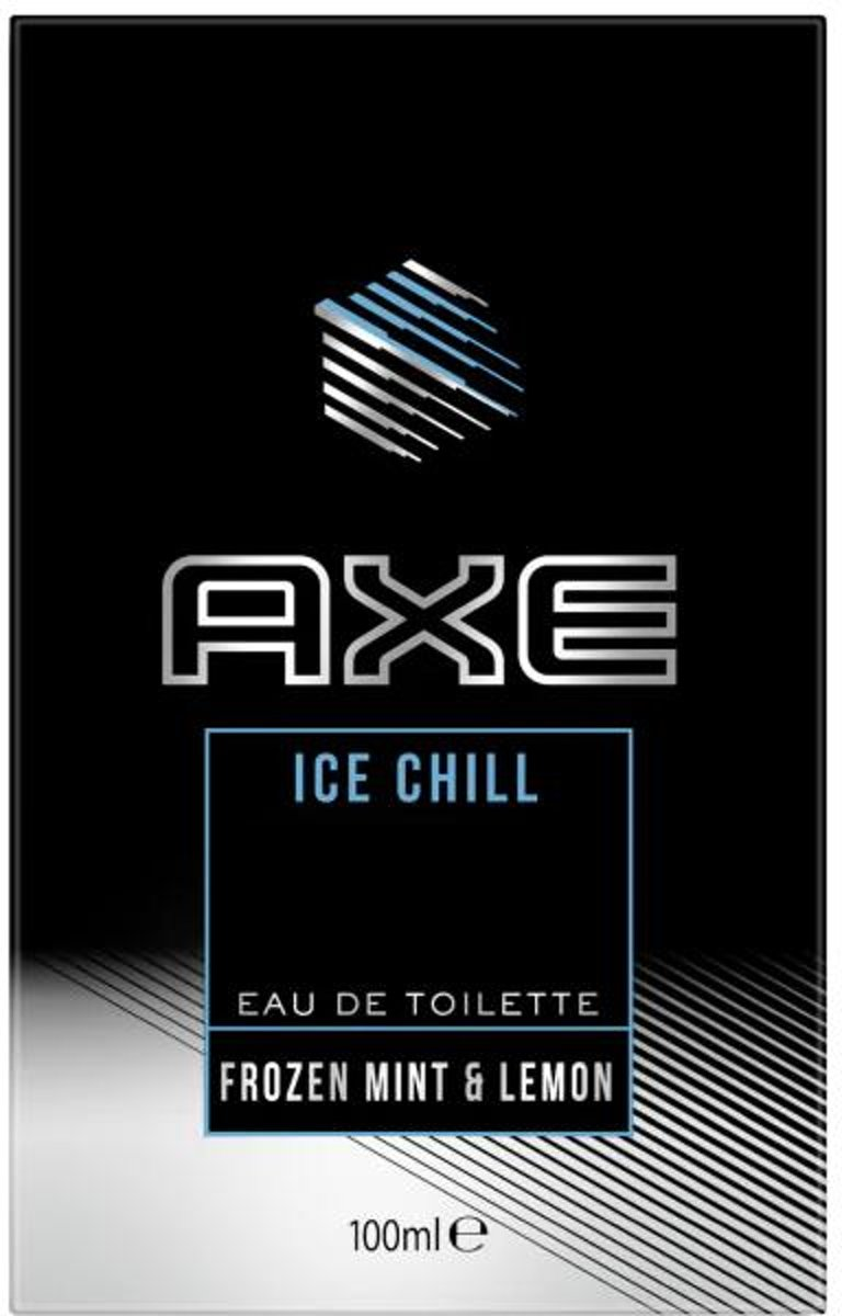 Ice Chill Frozen Mint & Lemon Eau de toilette spray 100ml