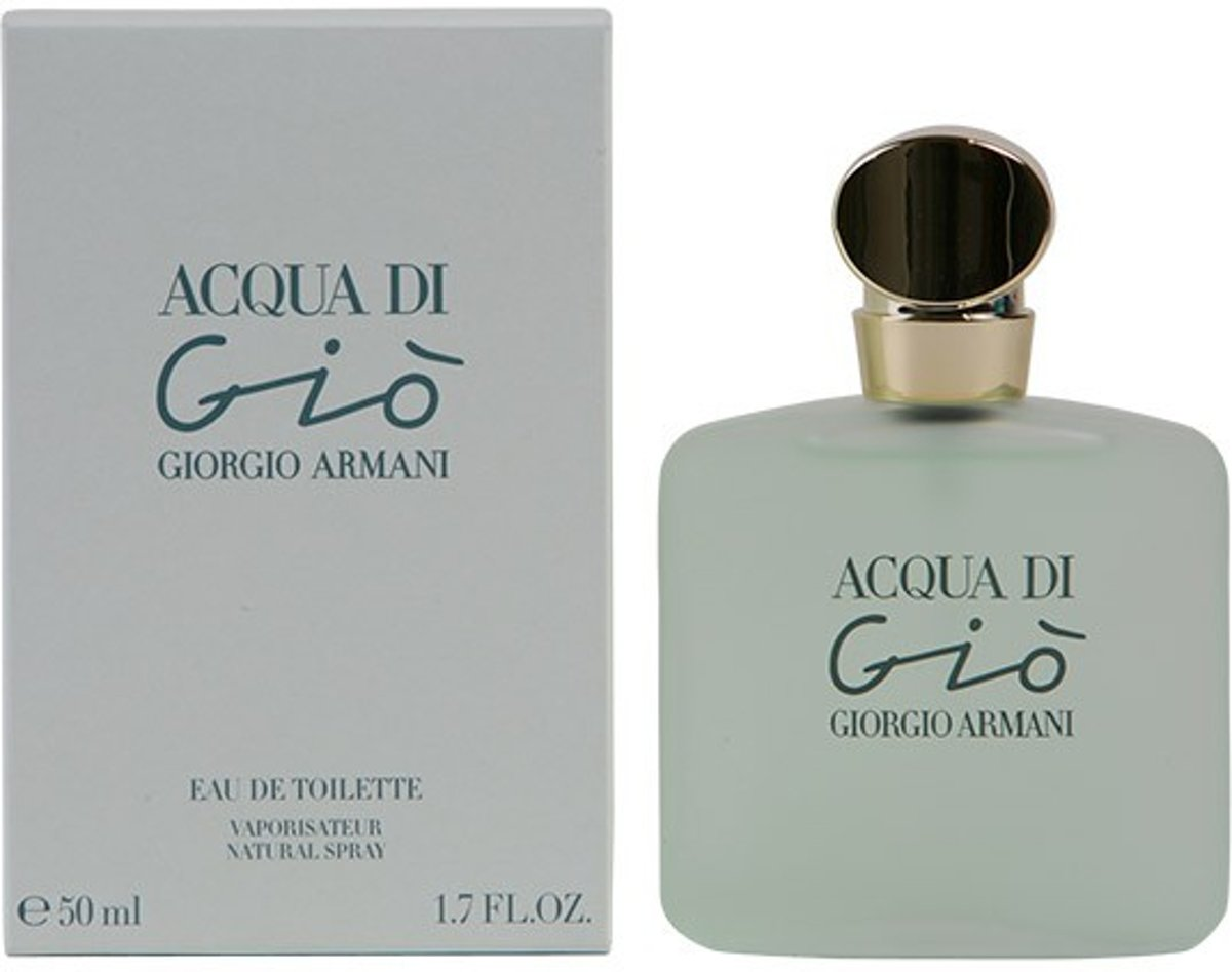 MULTI BUNDEL 2 stuks ACQUA DI GIO Eau de Toilette Spray 50 ml