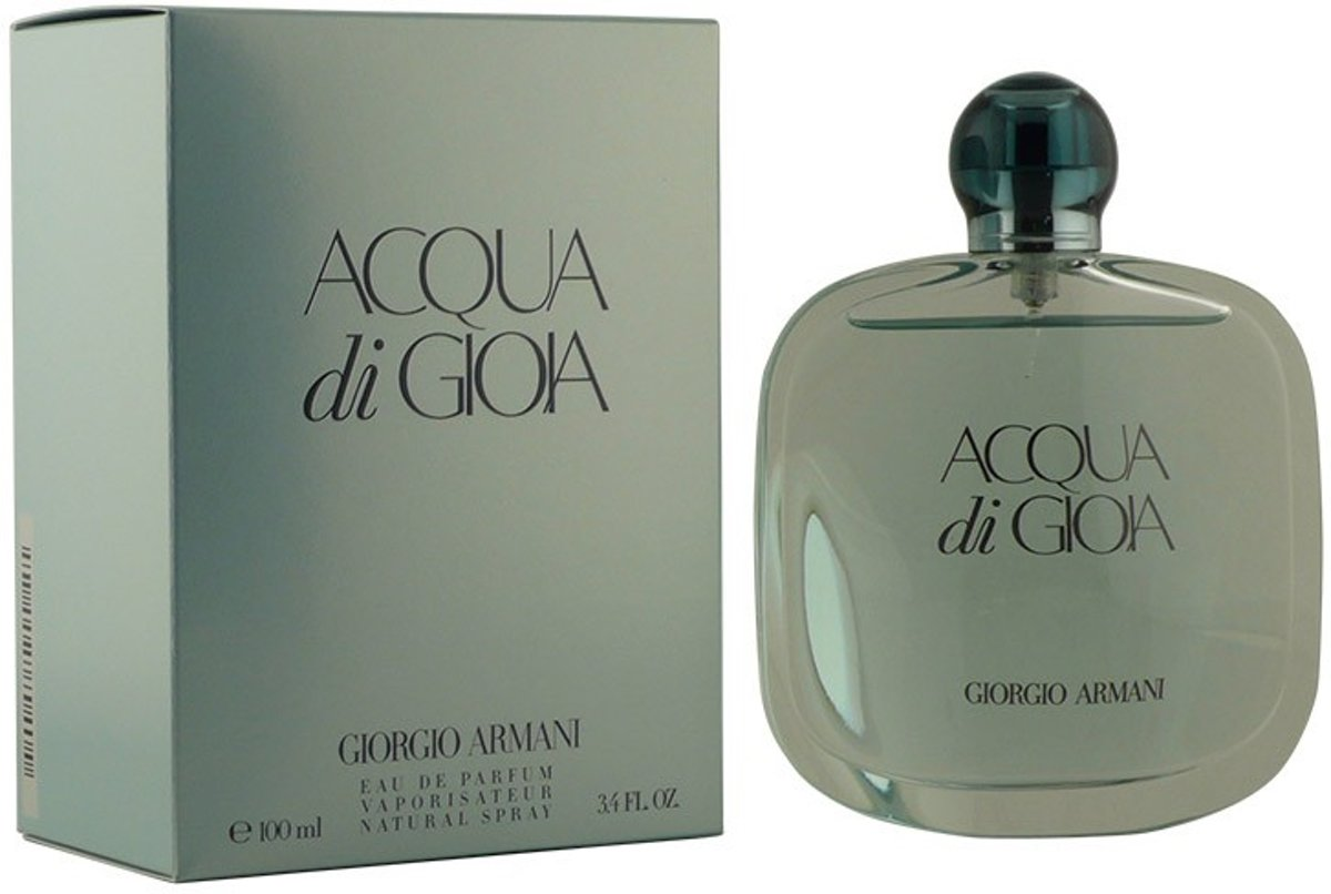 MULTI BUNDEL 2 stuks ACQUA DI GIOIA Eau de Perfume Spray 100 ml