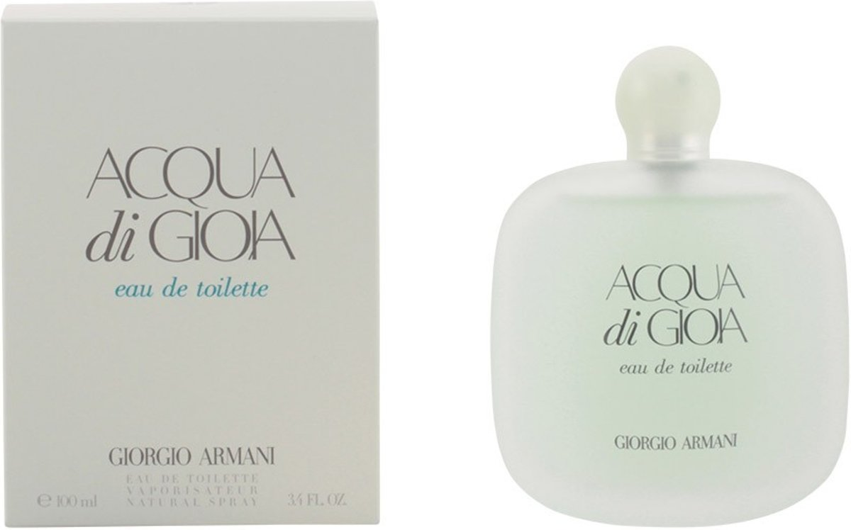 MULTI BUNDEL 2 stuks ACQUA DI GIOIA Eau de Toilette Spray 100 ml