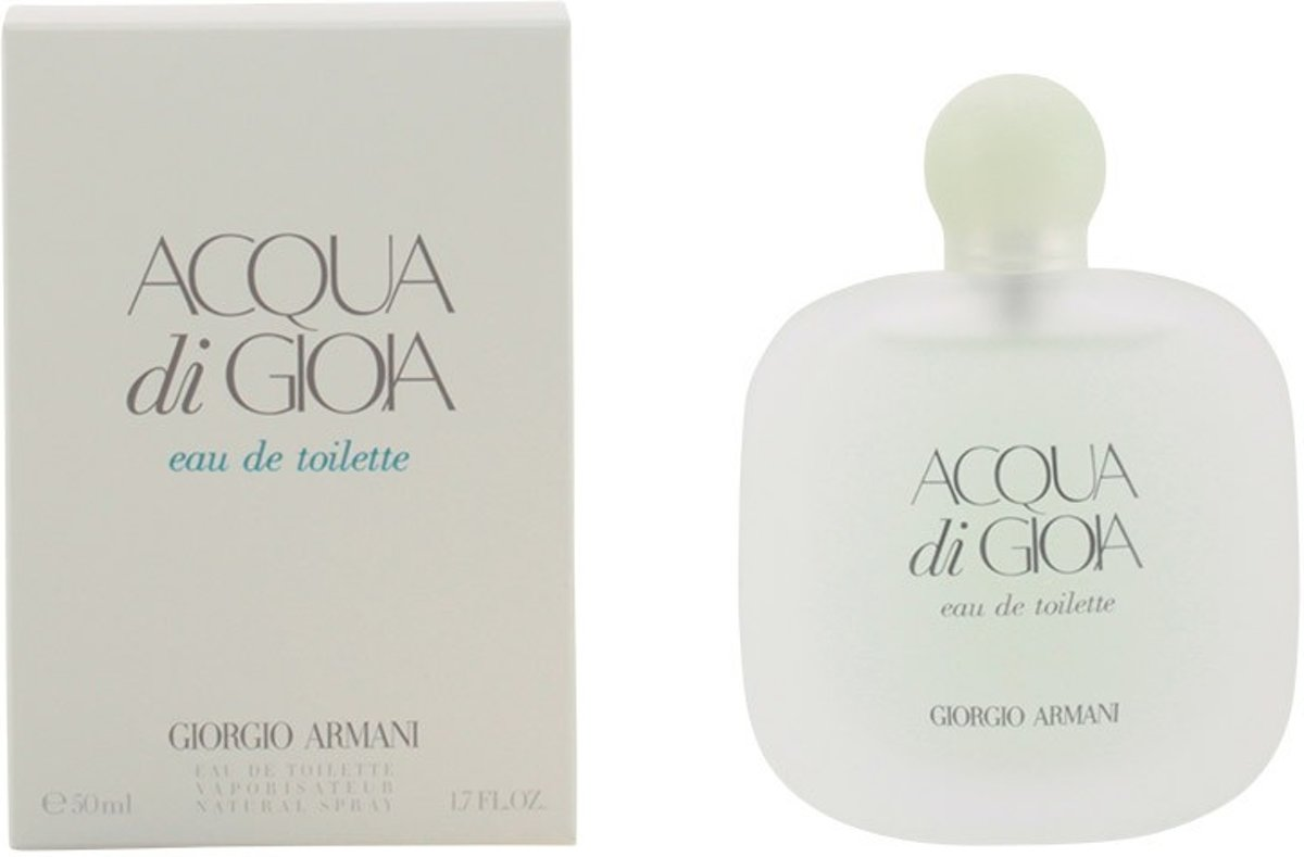 MULTI BUNDEL 2 stuks ACQUA DI GIOIA Eau de Toilette Spray 50 ml